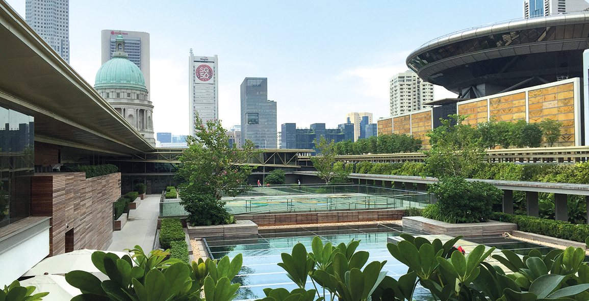 The Architecture of National Gallery Singapore