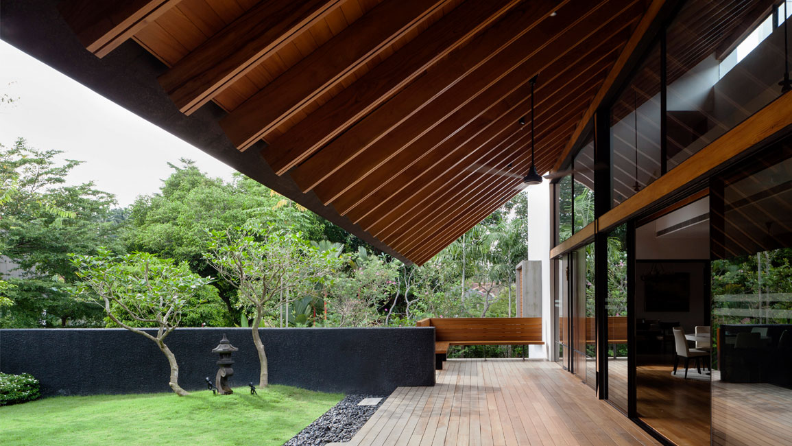 How To Design A House With Big Eaves