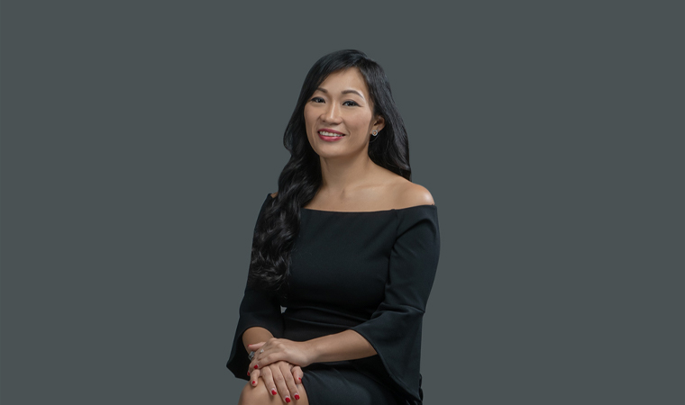 Angjolie Mei, Founder and CEO of The Life Celebrant