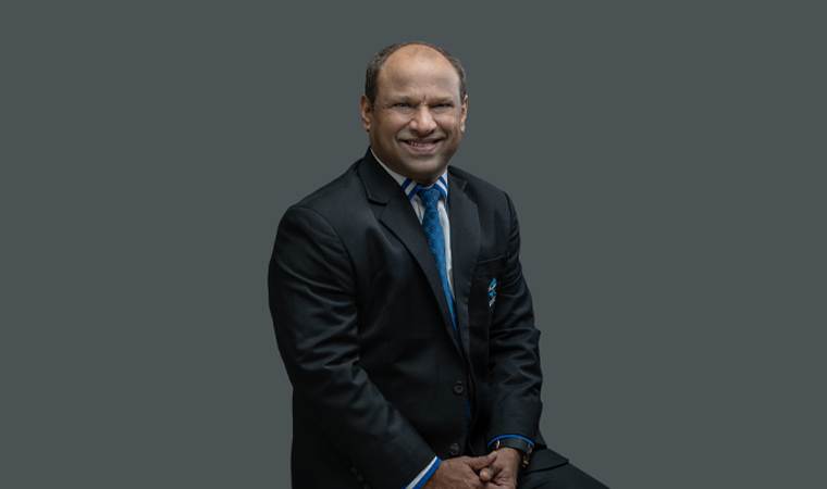 Ismail Gafoor, Executive Chairman and CEO of PropNex Realty
