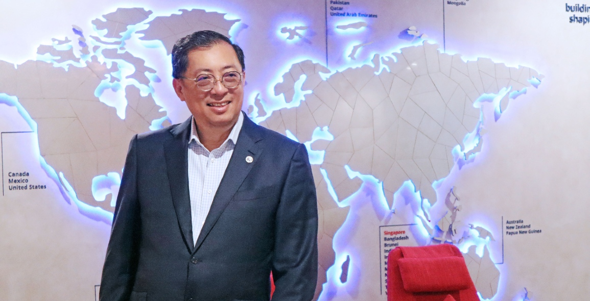 Wong Heang Fine, Group CEO, Surbana Jurong Group