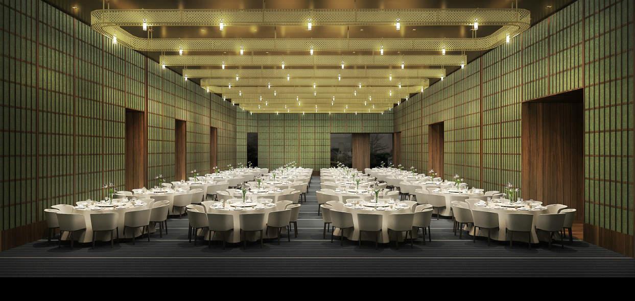 The Grand Shanghai Ballroom